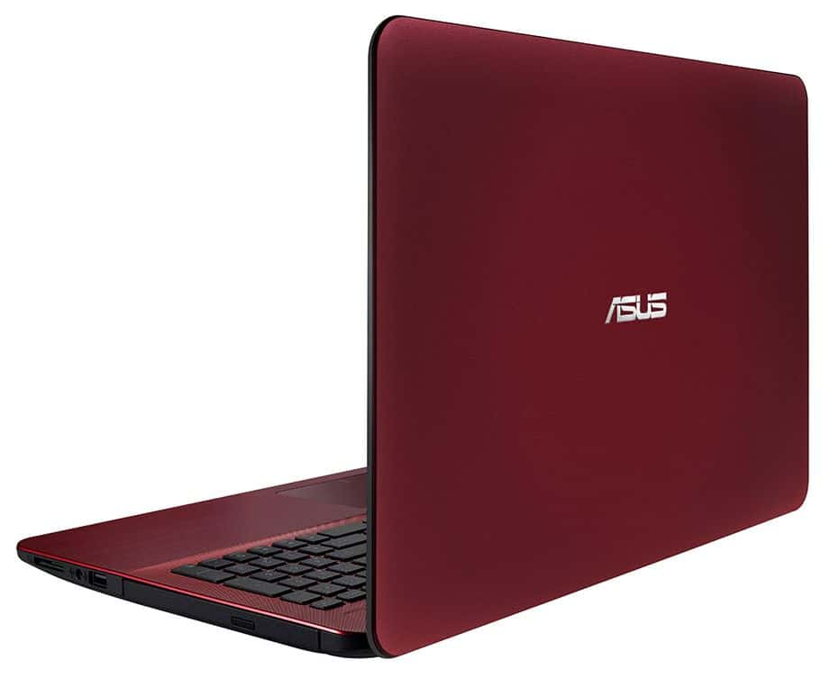 asus r556lj xx636h vente flash 499 pc portable 15 pouces rouge laptopspirit. Black Bedroom Furniture Sets. Home Design Ideas