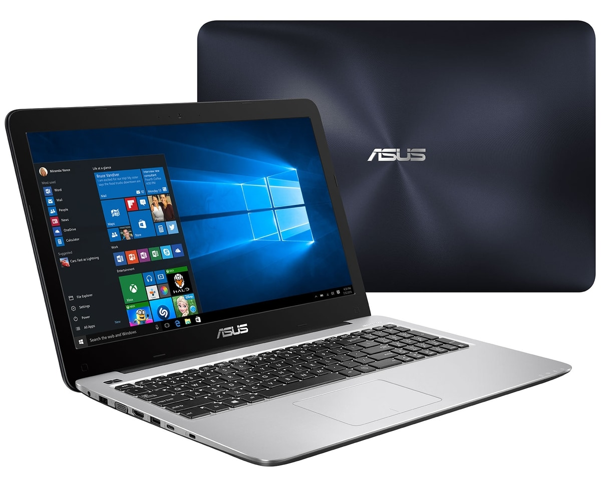 Asus R558UQ-DM847T à 799€, PC portable 15 pouces Full Kaby Lake i7 940MX