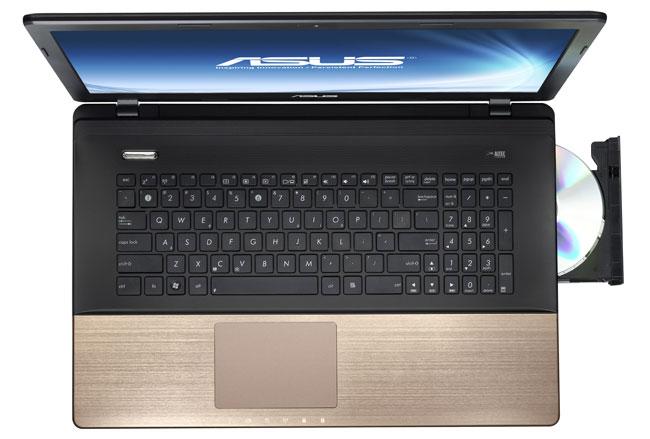 Asus R700VJ-TY234H à 829€, 17.3 pouces polyvalent : Core i7 Ivy Bridge, 8 Go, GT 635M, 1000 Go