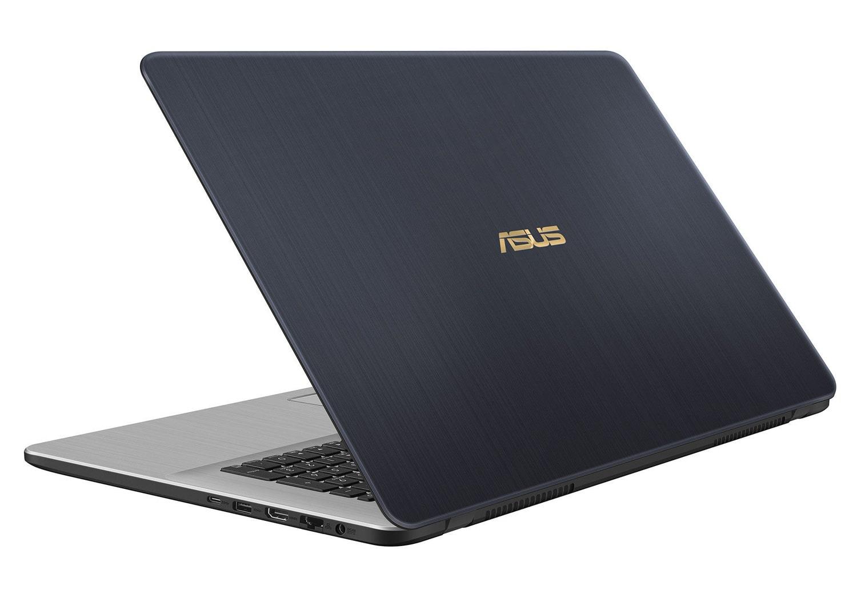 Asus R702UV-BX100T, PC portable 17 pouces bureautique i5 Kaby 8 Go 920M à 760€