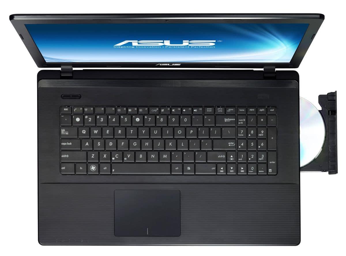 "Asus R704VC-TY008P, 17.3"" Pro avec Core i3, Geforce GT 720M, 500 Go à 649€"