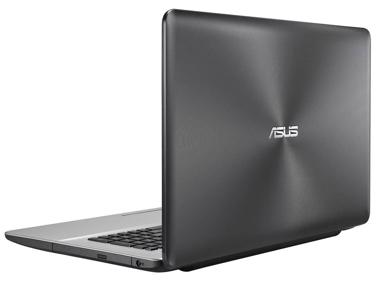 """<span class=""""tagtitre"""">Promo 699€ - </span>Asus R752LK-TY071H, PC portable polyvalent 17 pouces à 899€"""