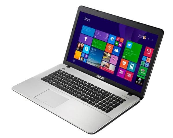 """Asus R752LN-TY128H, PC portable 17.3"""" polyvalent à 699€"""