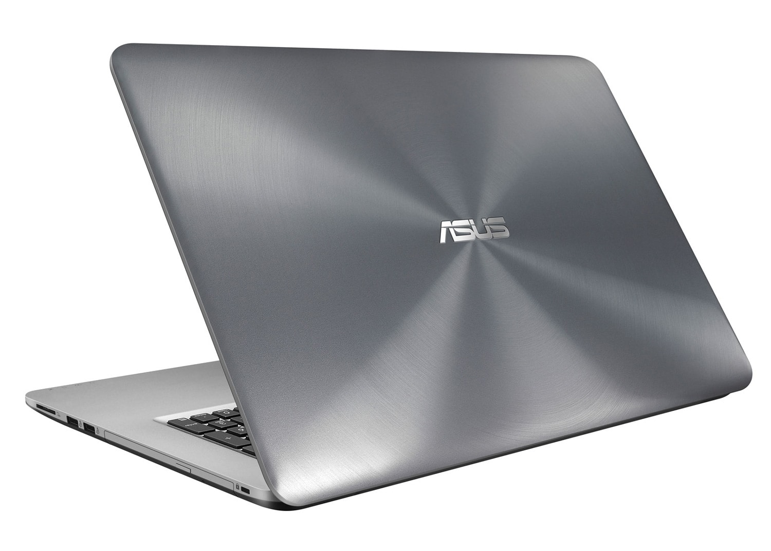 Asus R753UQ-T4370T, PC portable 17 pouces 12Go Full SSD 940MX i7 Kaby 1049€