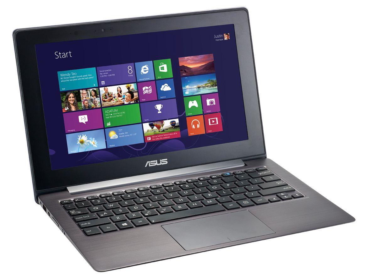 """Asus Taichi 31-CX018P à 1699€, 13.3"""" Full HD 2 écrans (1 tactile) : Core i7 Ivy Bridge, SSD 256 Go"""