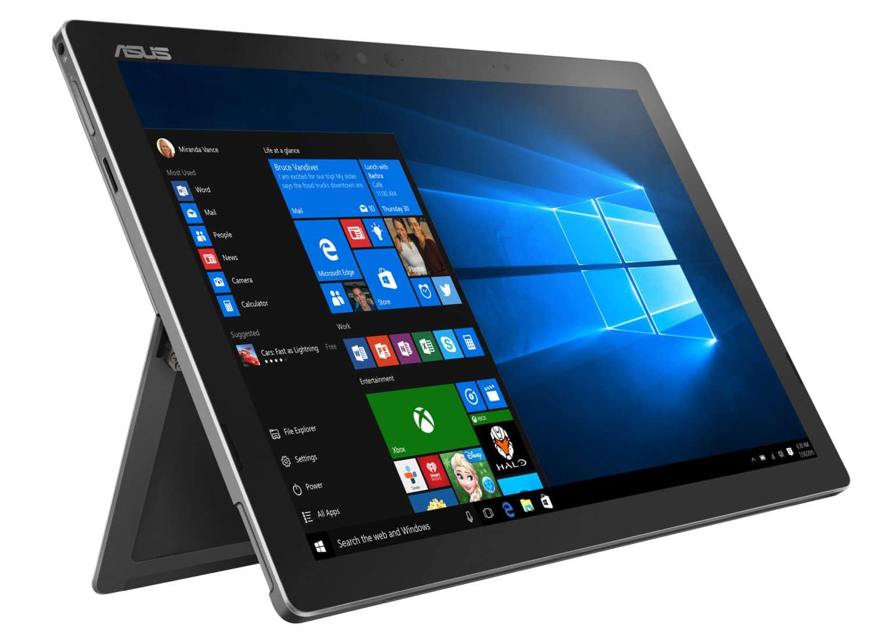 """Asus Transformer 3 Pro T303UA, tablette/ultrabook 12"""" WQHD SSD à (799€)"""