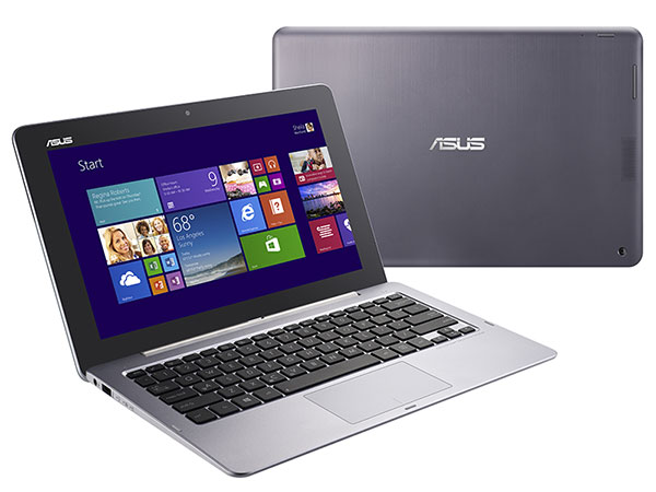 """<span class=""""toptagtitre"""">Promo 699€ ! </span>Asus Transformer Book Trio TX201LA-CQ004H à 899€, 11.6"""" Full HD IPS tactile/Tablette : i5 Haswell/Atom, Win8/Android"""