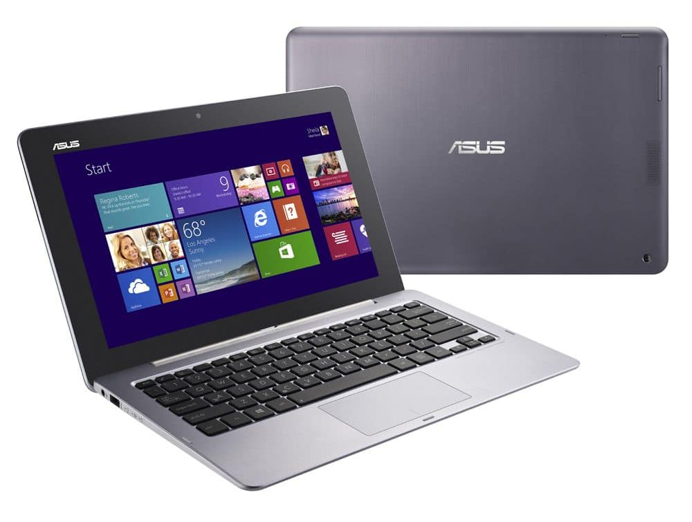 """Asus Transformer Book Trio TX201TA-CQ0036H,11"""" Full HD tactile/Tablette:i7 Haswell/Atom,Win8/Android,vente flash 899€"""