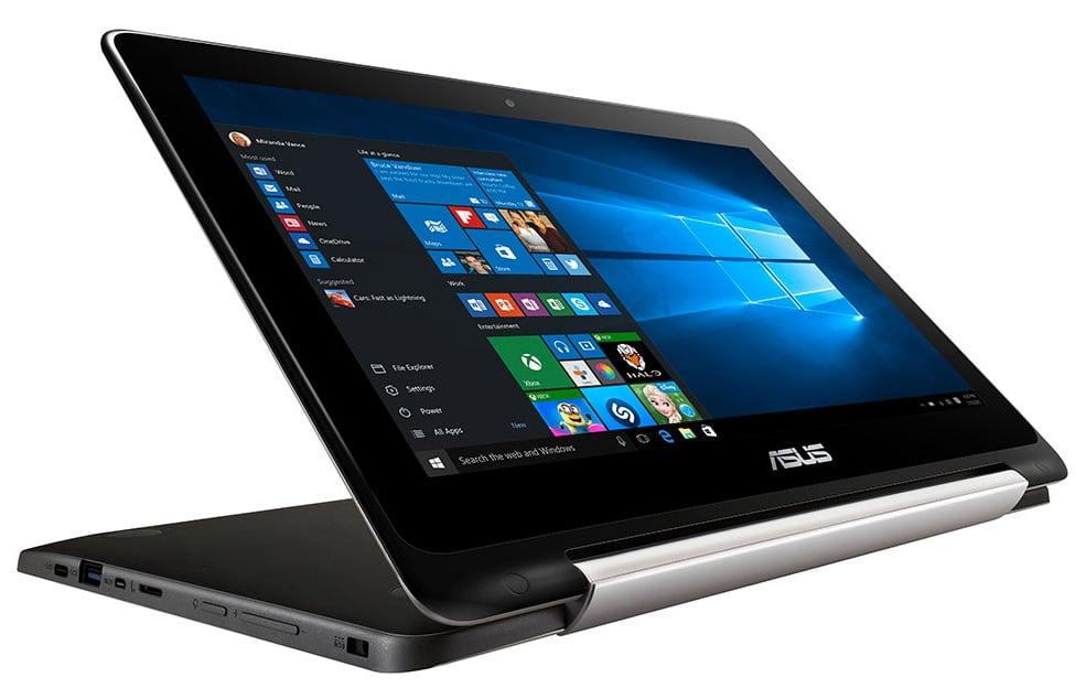 Asus TP200SA-FV0109T, ultrabook 11 pouces convertible tablette SSD IPS à 297€