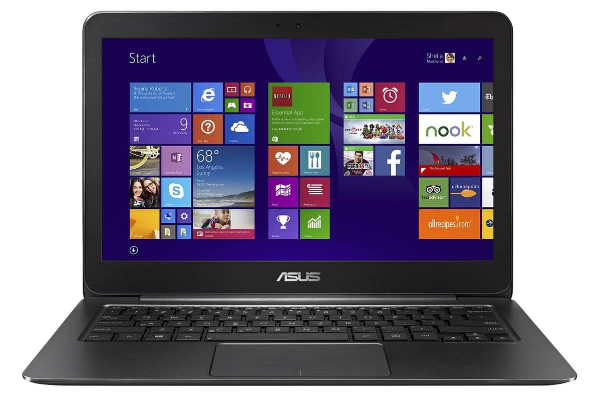 Asus UX305FA-FC007H promo 619€, Ultrabook 13 pouces Full HD mat