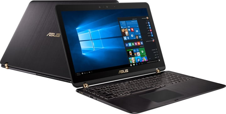 Asus UX560UX-FZ025T, PC 15 pouces tactile Tablette GTX SSD i7 promo 1249€