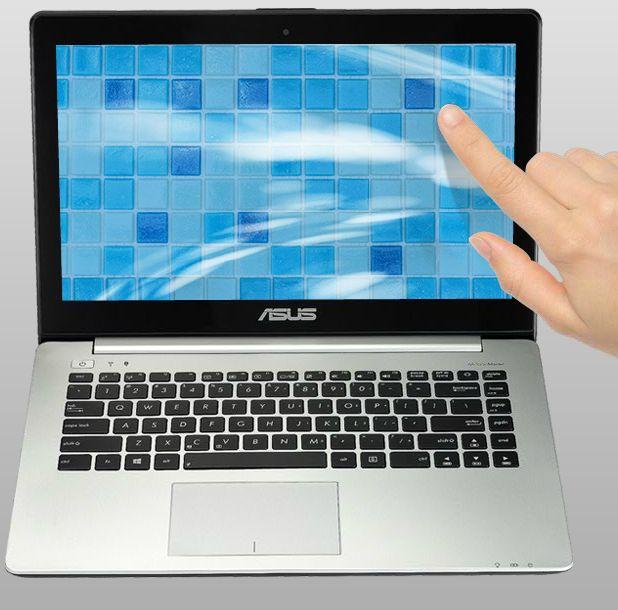 "Asus VivoBook S451LA-CA037H, 14"" tactile avec Core i5 Haswell, 750 Go à 699€"