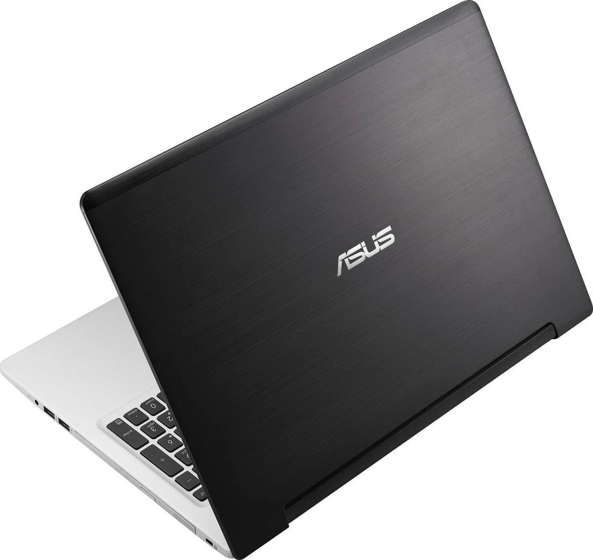 """Asus VivoBook S550CA-CJ107H, Ultrabook 15.6"""" tactile en promo à 539€ : Core i3, 750 Go"""