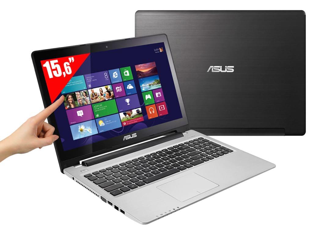 """Asus VivoBook S550CB-CJ182H, 15.6"""" tactile polyvalent à 799€ avec Core i7 Ivy Bridge, GT 740M, 750 Go"""