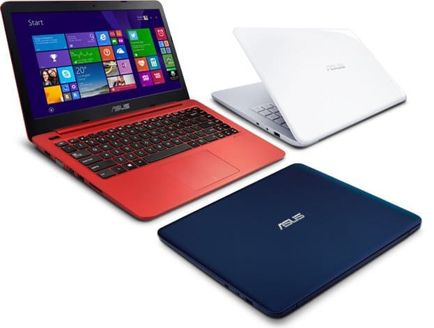 Asus - PC portables low-cost Apollo Lake, Vivobook E402NA, E403NA, E502NA