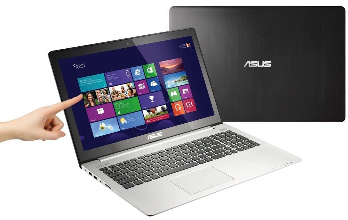 """<span class=""""tagtitre"""">Promo 499€ - </span>Asus Vivobook R550CA-CJ133H, 15.6"""" tactile à 649€ (-100€ !) avec Core i3 Ivy Bridge, 1000 Go"""