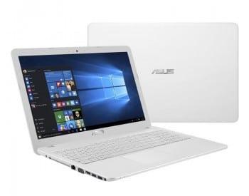 Asus X540LJ-XX156T, PC portable 15 pouces blanc Core i3 920M à 498€