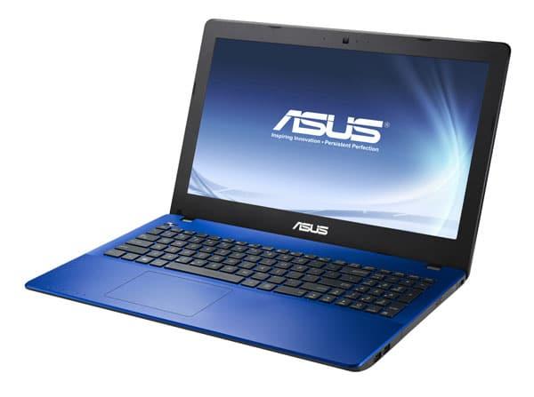 "Asus X550LDV-XX1110H à 449€, 15.6"" bleu avec Core i3 Haswell, GeForce GT 720M et 1000 Go"