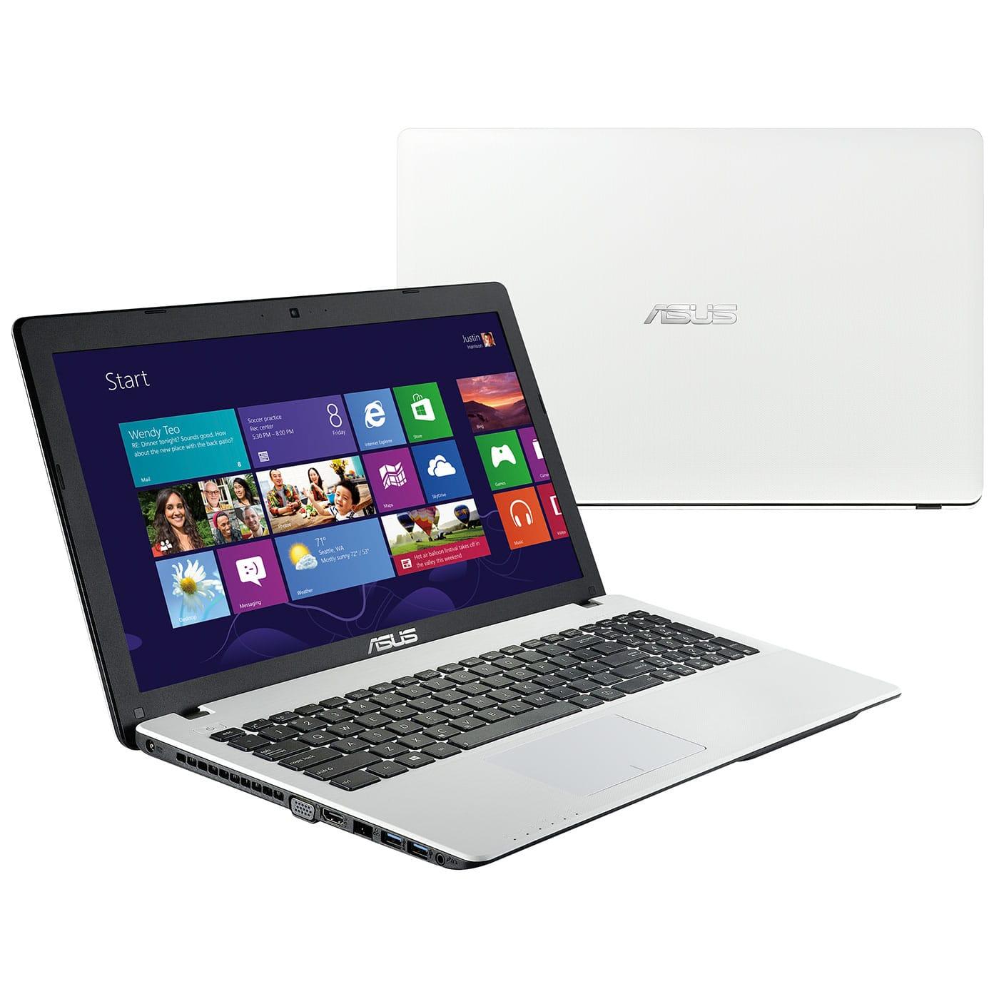 """Asus X552LDV-SX638H à 449€, 15.6"""" avec Core i3 Haswell, 1000 Go et GeForce 820M"""