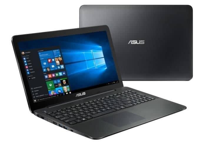 Asus X554LJ-XX1259T à 599€, PC portable 15 pouces noir avec Core i7