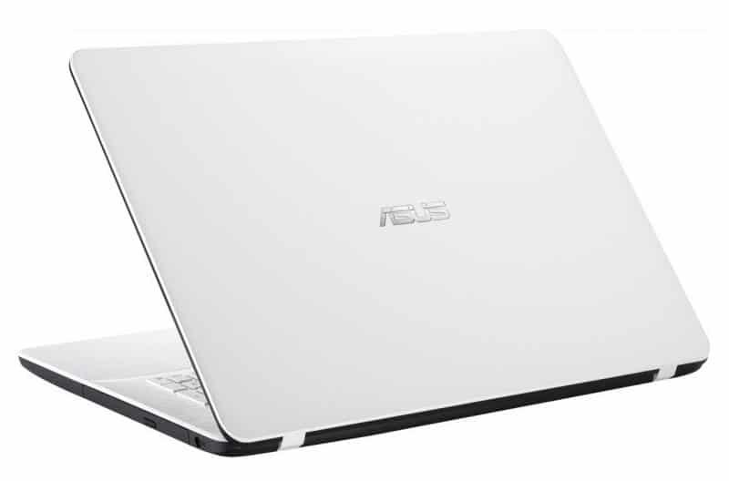 Asus X751LAV-TY610T, PC portable 17 pouces blanc bureautique 8 Go Core i3 à 499€