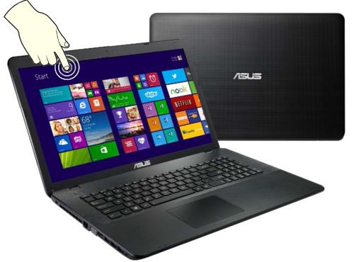 "<span class=""tagtitre""><del>Soldes 549€ - </span>Asus X751LD-T6086H, 17"" tactile avec Core i3, GeForce 820M, 1 To</del>"