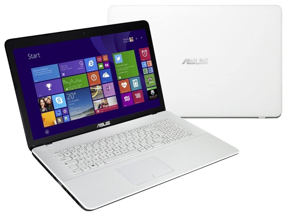 """<span class=""""tagtitre"""">Promo 566€ - </span>Asus X751LDV-TY205H à 589€, PC portable 17 pouces"""