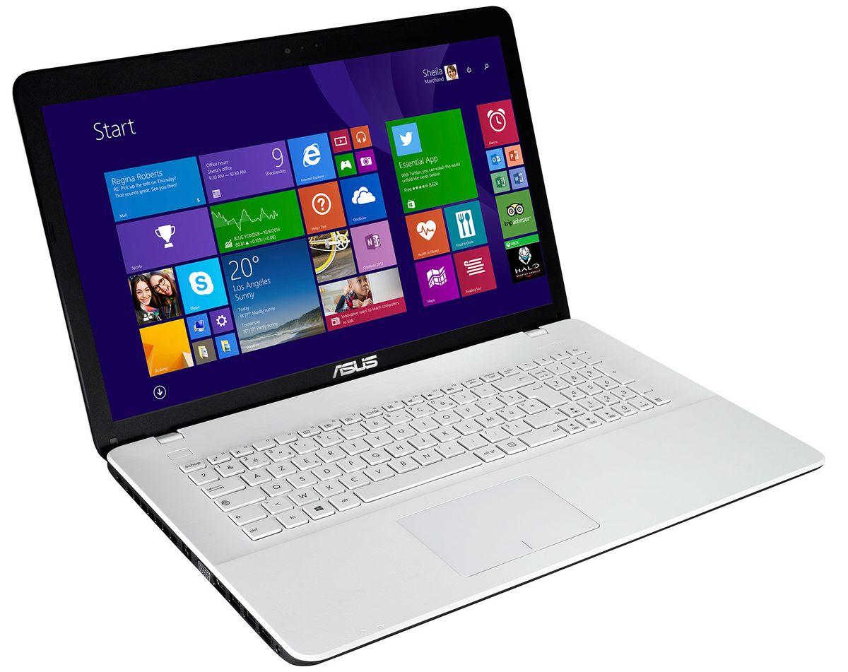 Asus X751LDV-TY395H en vente flash à 599€, PC portable 17 pouces polyvalent