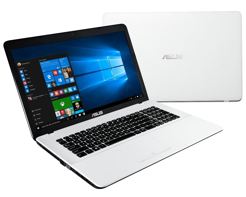Asus X751LJ-TY322T à 599€, PC portable 17 pouces blanc Core i5