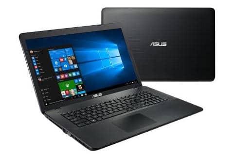 Asus X751LJ-TY430T, PC portable 17 pouces bureautique Core i3 920M promo 519€