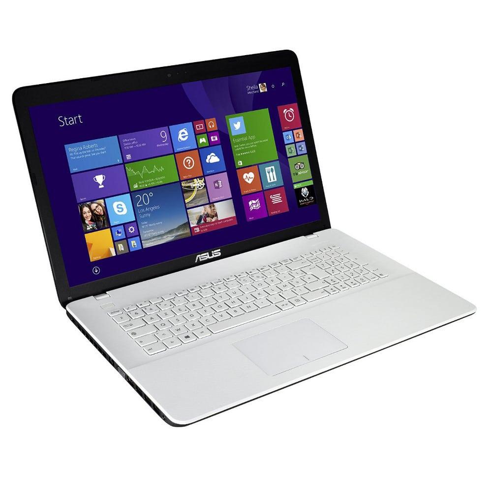 Asus X751LX-T4033H à 729€, PC portable 17 pouces Full HD mat GTX 950M