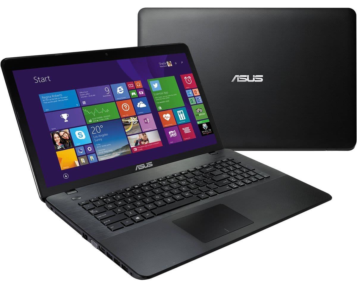 Asus X751MA-TY174T à 449€, PC portable 17 pouces noir