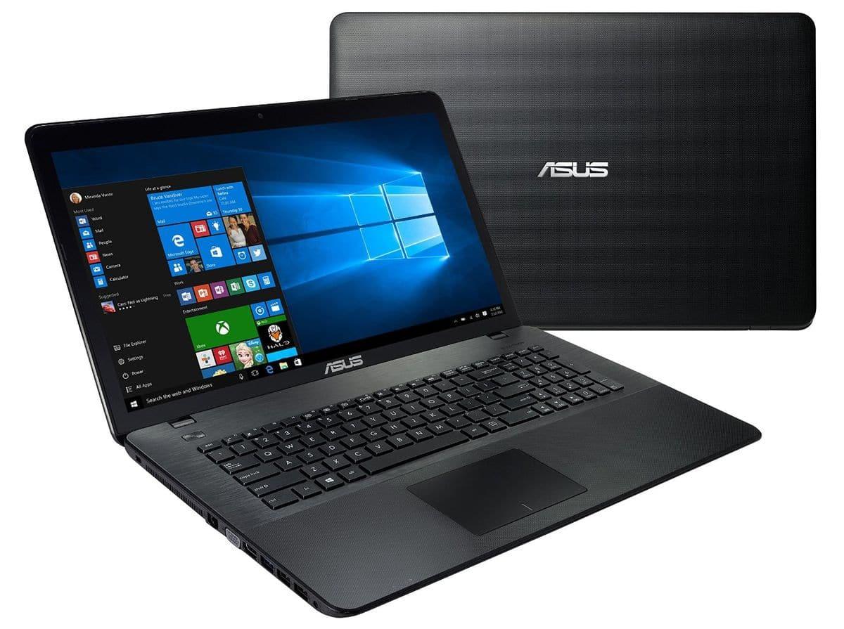 Asus X751MA-TY284T à 498€, PC portable 17 pouces