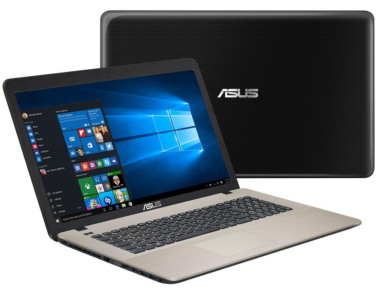 Asus X752LJ-TY368T vente flash 649€, PC portable 17 pouces 6 Go Core i5