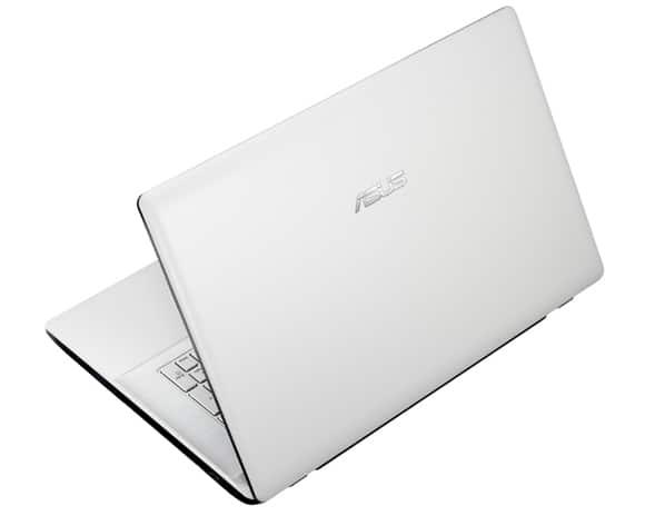 """Asus X75VC-TY128H, 17.3"""" : Geforce GT 720M, Pentium Dual Core Ivy Bridge, 6 Go, 750 Go à 499€"""