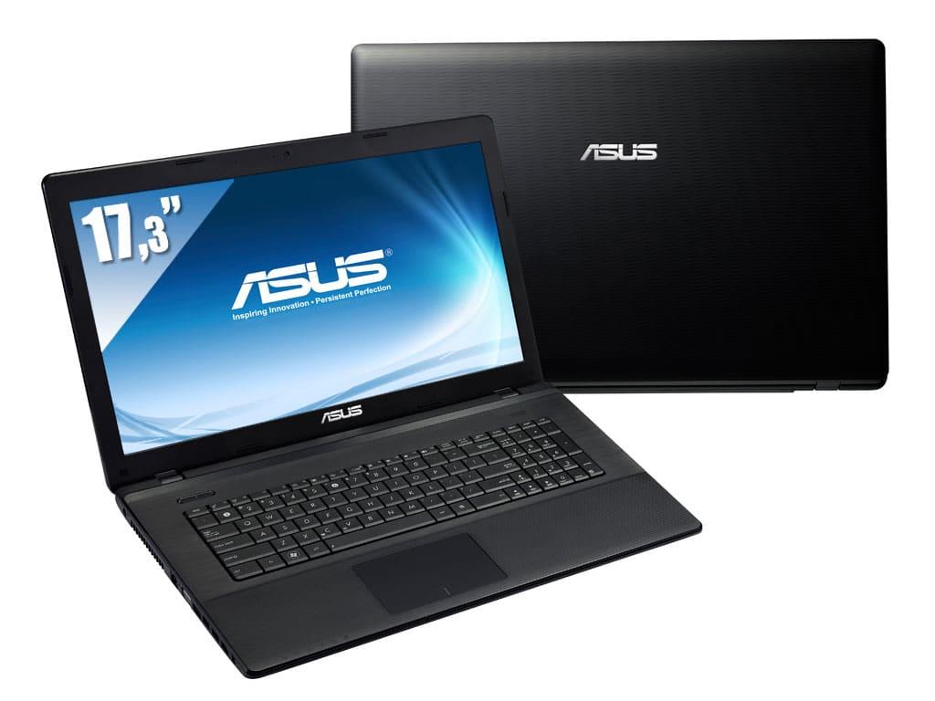 """<span class=""""tagtitre"""">Promo 499€ - </span>Asus X75VC-TY151H, 17.3"""" à 539€ : 8 Go, 1000 Go, Pentium Dual Core Ivy Bridge, GT 720M"""