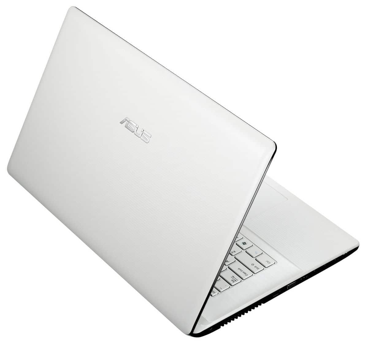 """Asus X75VC-TY152H, 17.3"""" polyvalent avec Core i3 Ivy Bridge, GT 720M, 1000 Go à 549€"""