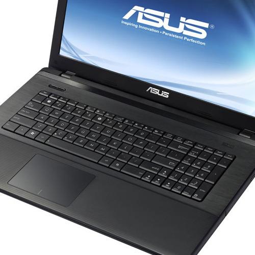 """Asus X75VD-TY139H, 17.3"""" à 489€ : Pentium Dual Core, 610M Optimus, 500 Go"""