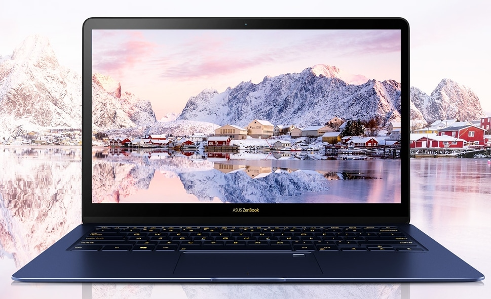 Asus ZenBook 3 Deluxe UX490UA : spécifications de l'Ultrabook Kaby Lake