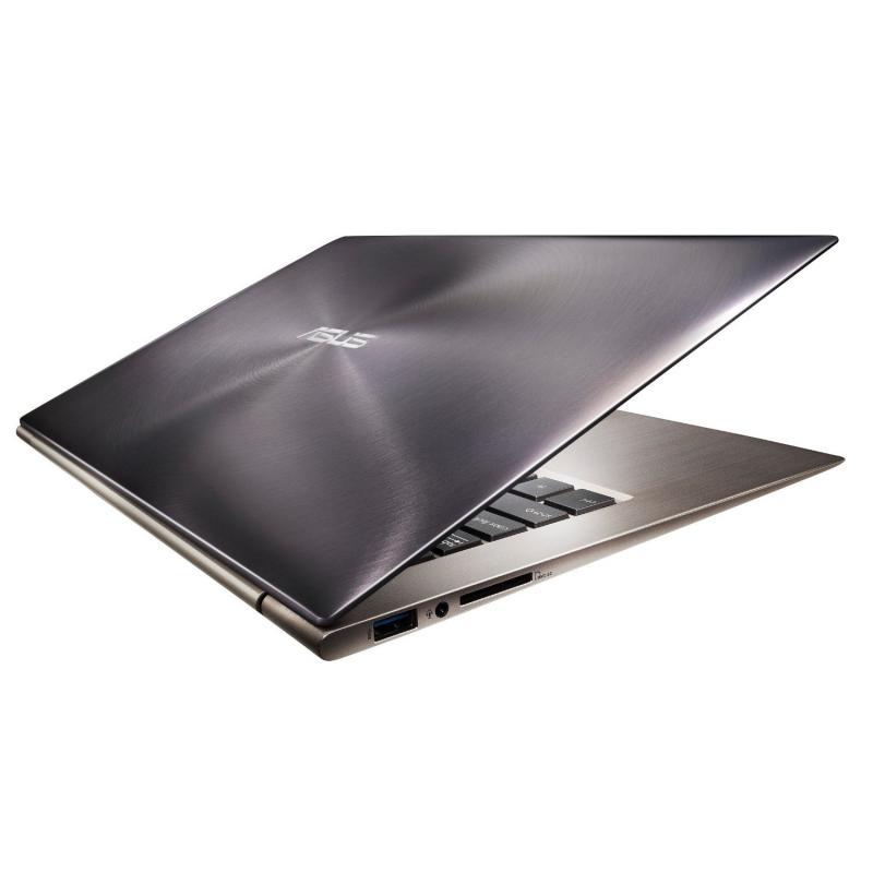 """<span class=""""toptagtitre"""">Promo 649€ ! </span>Asus ZenBook UX32A-R3007H, ultrabook 13'' avec Core i5, clavier rétro, HDD/SSD, 1.3 Kg"""