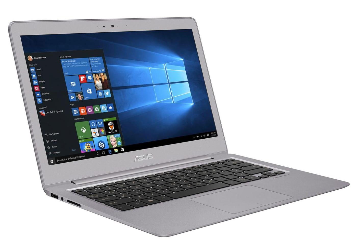 """Asus ZenBook UX330CA-FB090T, ultrabook 13"""" QHD+ IPS i5 Kaby-Y promo 729€"""