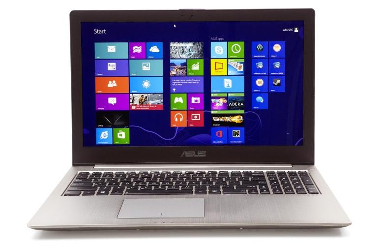 Revue de presse des tests publiés sur le Web (Asus ZenBook Prime UX51VZ - 2880x1620)
