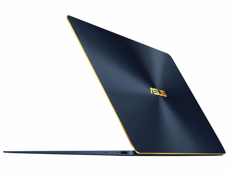 """Asus Zenbook 3 UX390UA-GS120T, ultrabook 12"""" bleu léger SSD256 (899€)"""