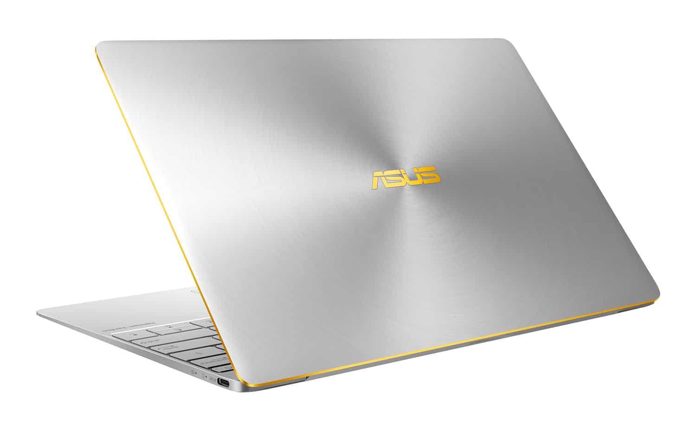 "Asus Zenbook 3 UX390UAK-GS115T, ultrabook 12"" fin Kaby SSD (899€)"