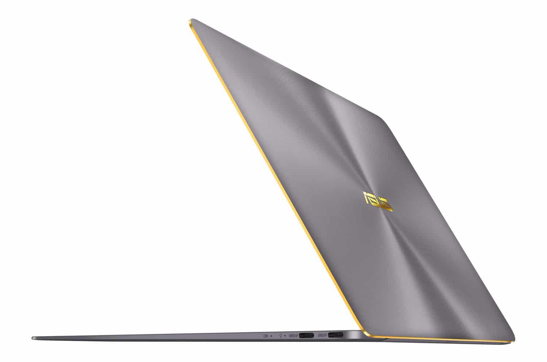 Asus Zenbook Deluxe-5825, ultrabook 14 pouces IPS SSD256 Kaby 1.1 Kg 1499€