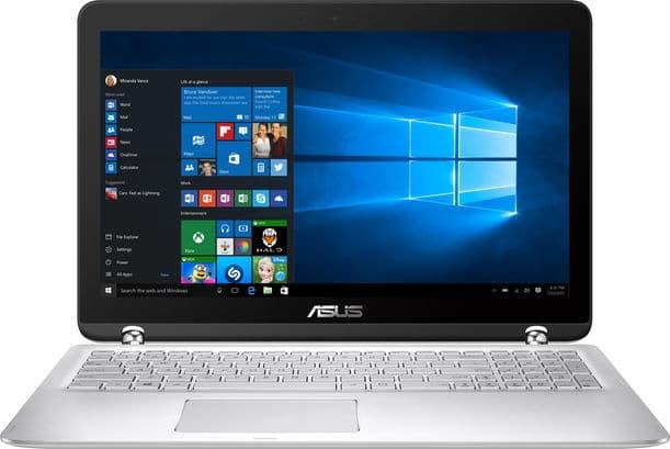 Asus Zenbook Flip UX560, nouvel Ultrabook 15 pouces IPS tactile/Tablette SSD