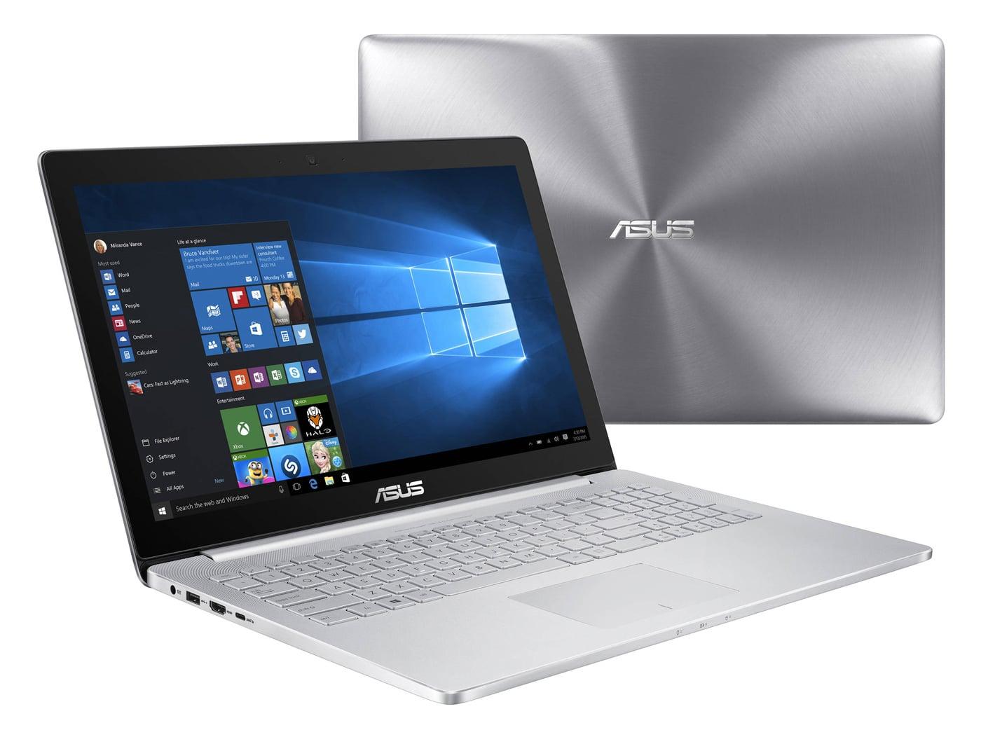 Asus Zenbook Pro UX501VW-FI252R, PC 15 pouces 4K IPS SSD 16 Go à 1499€