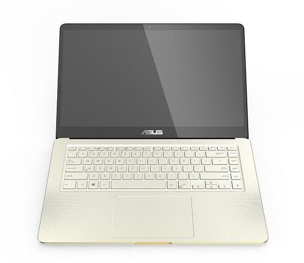 "Asus Zenbook Pro UX550, nouvel Ultrabook avec Kaby Lake, GTX 1060, 15"" IPS 4K"