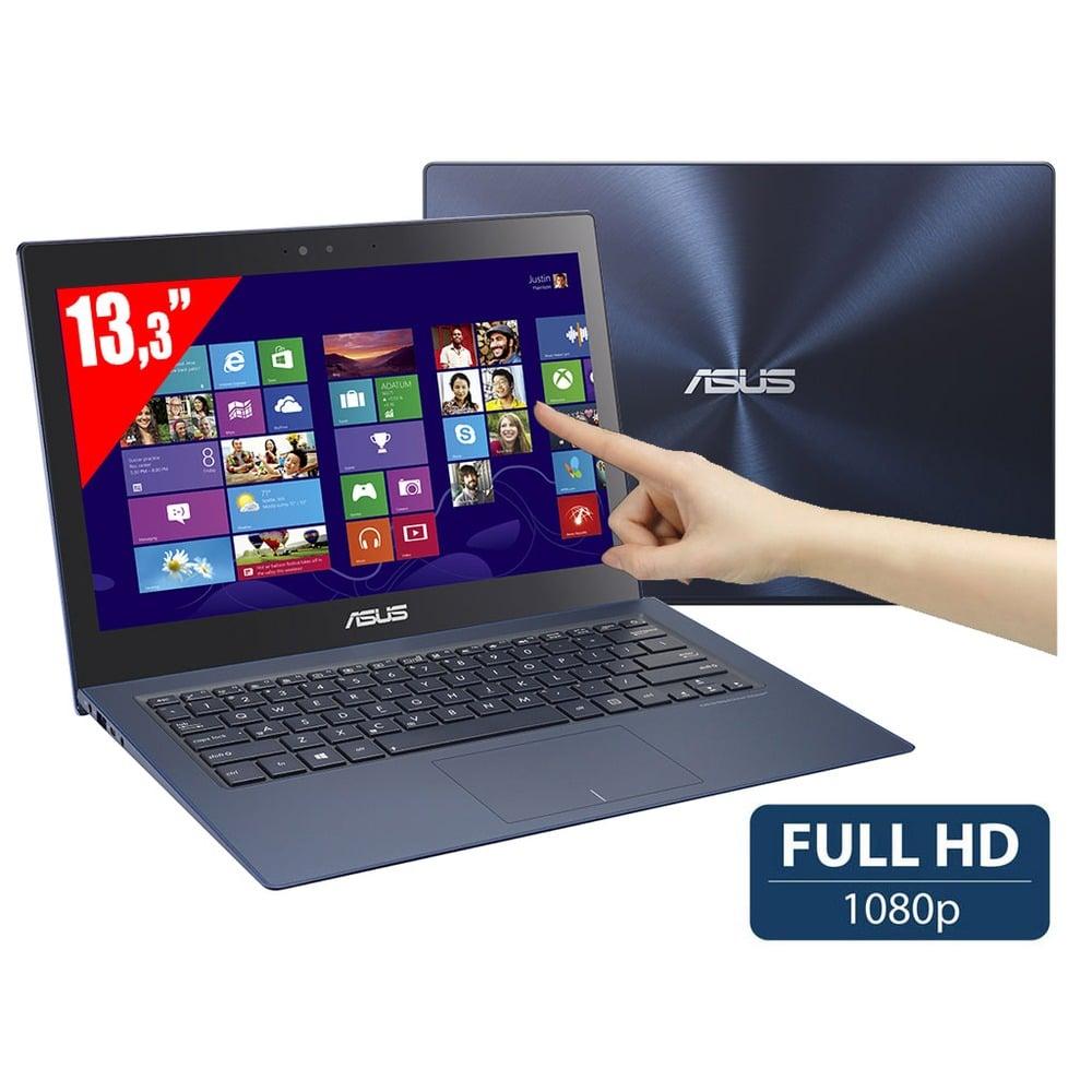 "<span class=""toptagtitre""><del datetime=""2014-07-15T15:25:04+00:00"">Soldes799€ ! </span></del>Asus Zenbook UX302LA-C4004H à 899€, 13.3"" Full HD tactile : Core i5 Haswell, 500 Go, 8h"