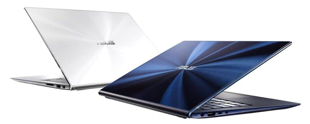 """<span class=""""tagtitre"""">IFA 2013 - </span>Asus Zenbook UX301 et UX302, Ultrabooks Haswell : SSD, tactile, 2560x1440, GT 730M"""